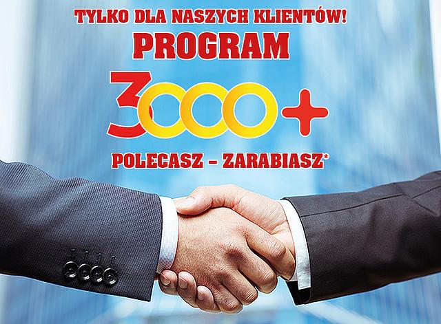 Program 3000+